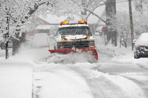 Snow removal service in Cherry Hill, New Jersey