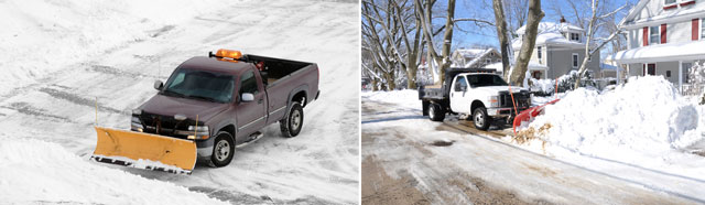 Snow removal in Cherry Hill NJ