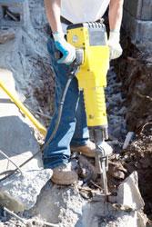 Concrete removal service in Pennsauken, NJ
