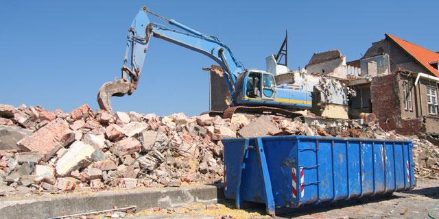 Concrete removal in Cherry Hill, NJ