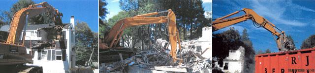 Demolition contractor in Pennsauken, NJ