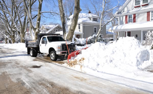 Snow Plowing Services in Camden and Cherry Hill NJ